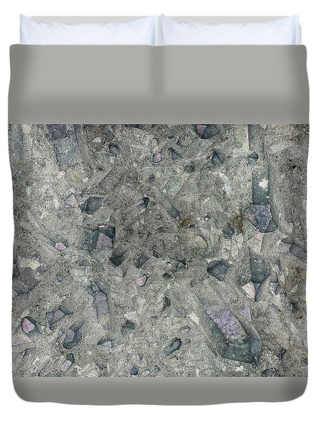 Earth Portrait 158 Duvet Cover