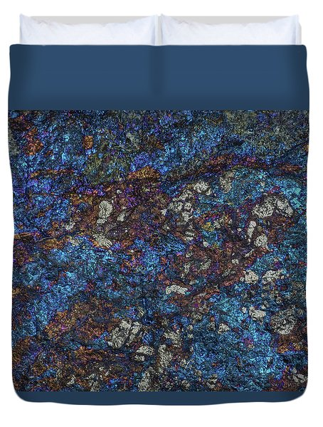 Earth Portrait Duvet Cover