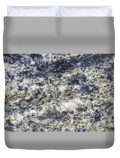 Earth Portrait L5 Duvet Cover