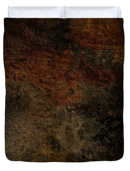 Earth Texture 1 Duvet Cover