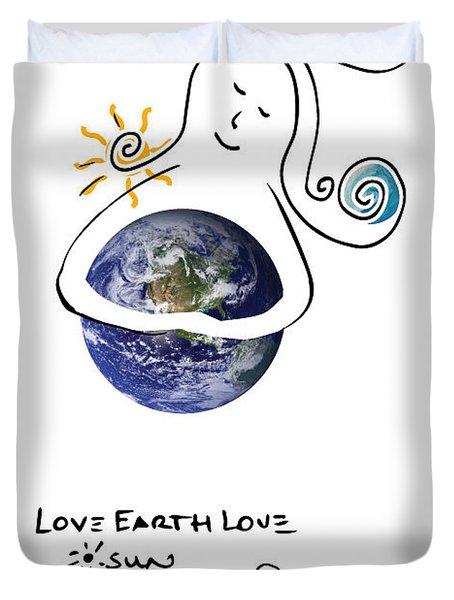 Earthhugger Duvet Cover
