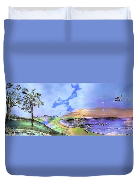 East Cooper Duvet Cover