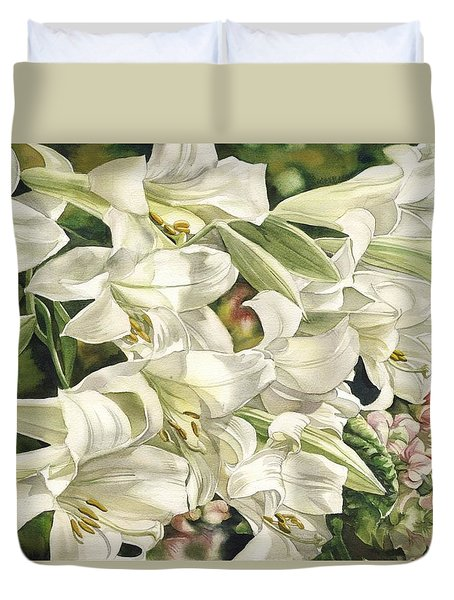 Easter Inspiration Duvet Cover