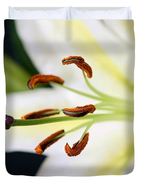 Easter Lily 4 Duvet Cover