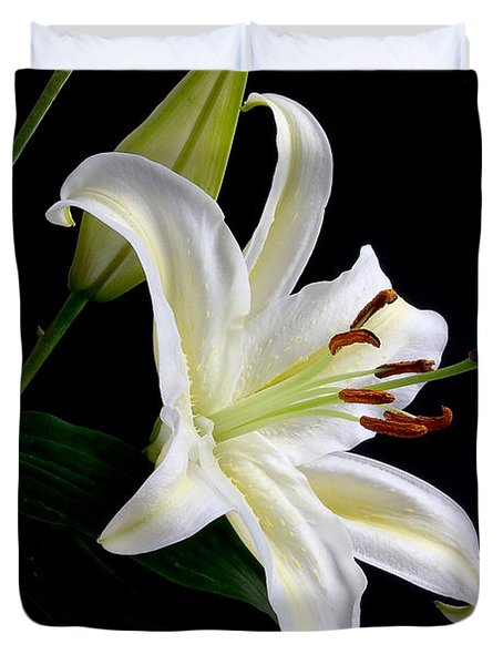 Easter Lily 5 Duvet Cover