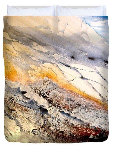 Eastern Sierra Duvet Cover