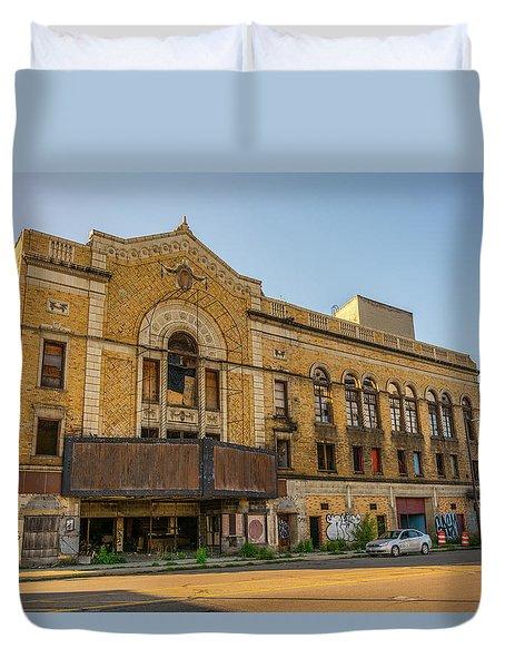 Eastown Theater  Duvet Cover