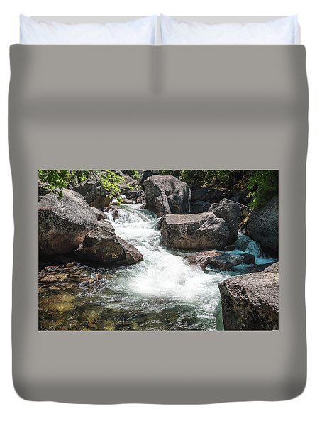 Easy Waters- Duvet Cover