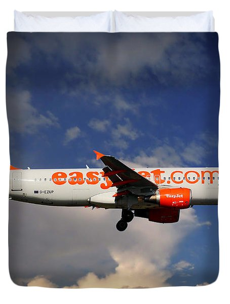 Easyjet Airbus A320-214 Duvet Cover