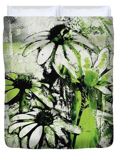 Echinacea - A11bl3c9 Duvet Cover