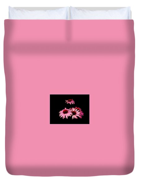 Echinacea Pop Duvet Cover