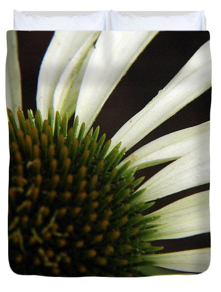 Echinacea Duvet Cover by Priscilla Richardson