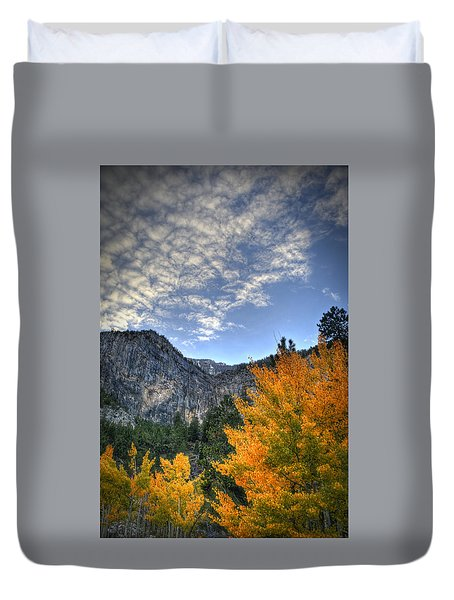 Echo Road Aspen Duvet Cover