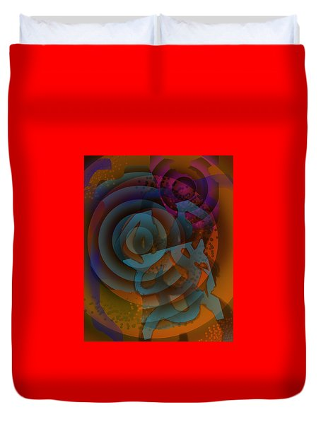 Eclectic Soul Zone Duvet Cover