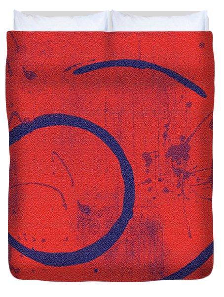 Eclipse II Duvet Cover by Julie Niemela
