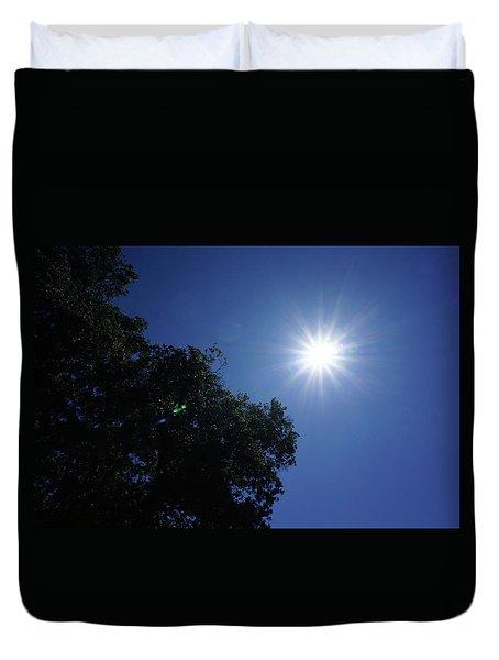 Eclipse Light Prism Duvet Cover