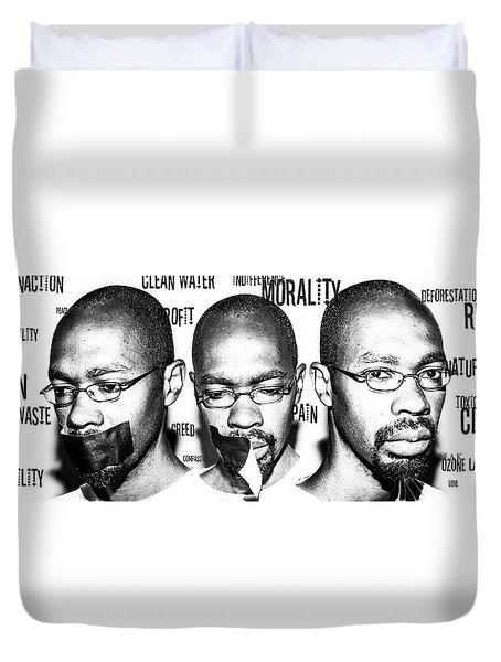 Ecological Identity Duvet Cover