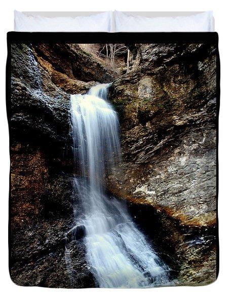 Eden Falls Duvet Cover