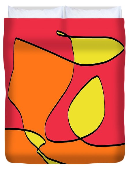 Edgars Egg Duvet Cover by Jeff Gater