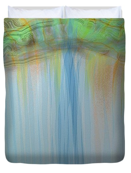 Edge Duvet Cover