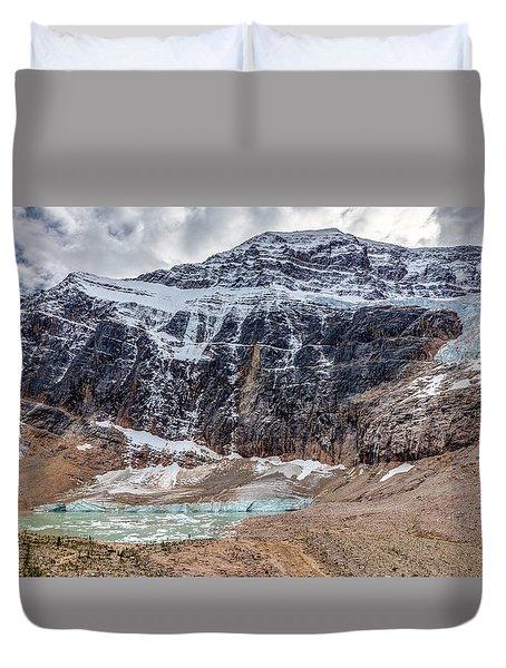 Edith Cavell Landscape Duvet Cover