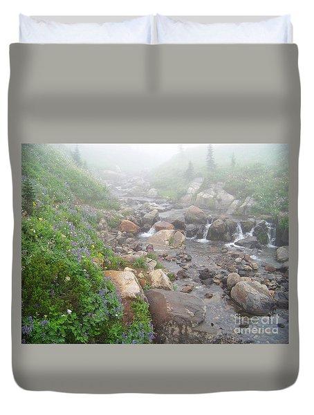 Edith Creek Duvet Cover