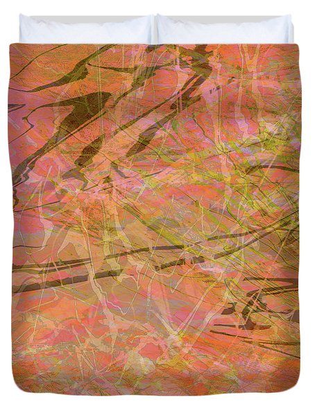 Edition 1 Double Wow Duvet Cover