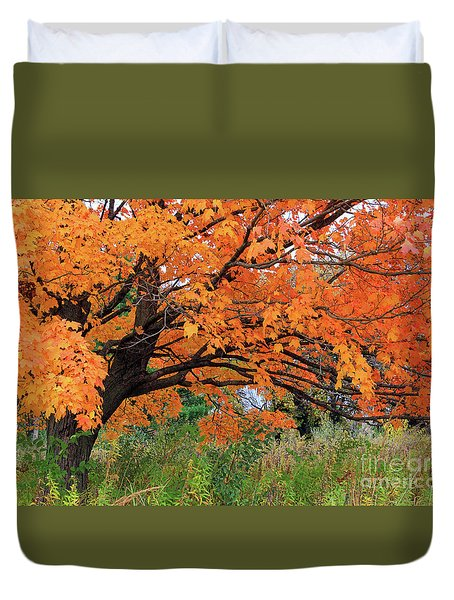 Edna's Tree Duvet Cover