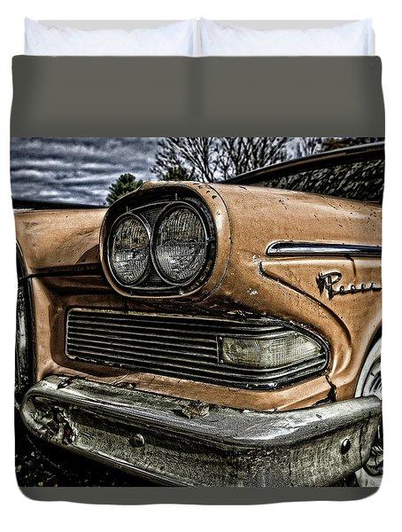 Edsel Ford's Namesake Duvet Cover