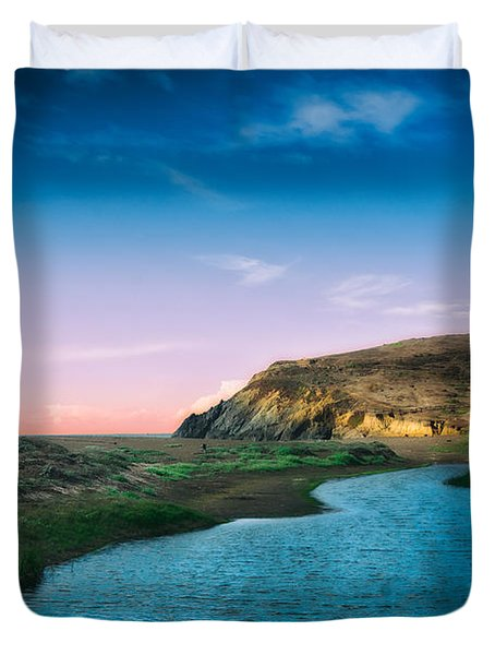Effect Of Dreams Duvet Cover
