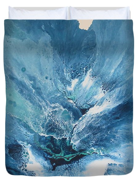 Effusion Duvet Cover