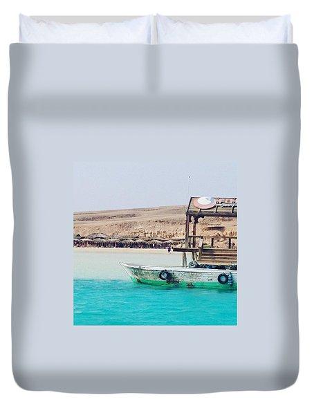 Egypt  Duvet Cover