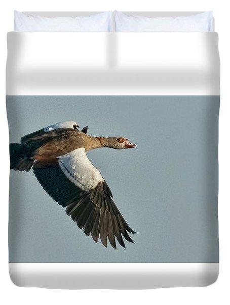Egyptian Goose Duvet Cover