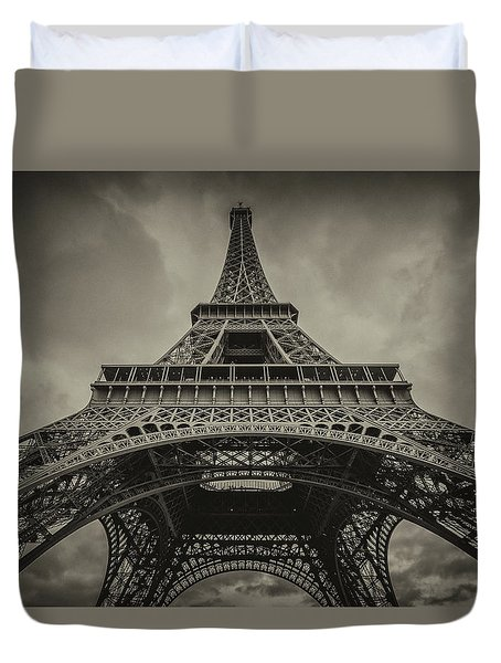 Eiffel Tower 1 Duvet Cover