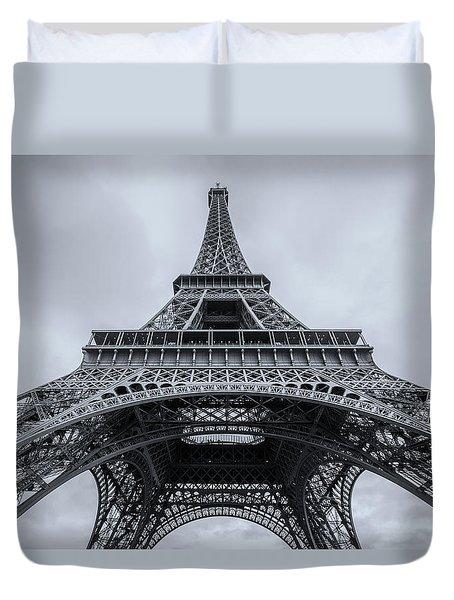 Eiffel Tower 3 Duvet Cover