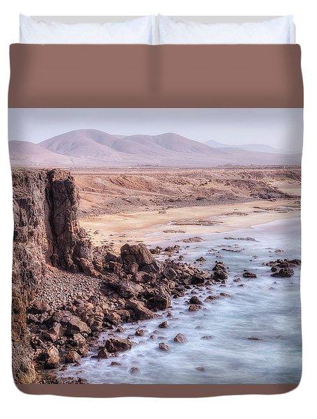 El Cotillo - Fuerteventura Duvet Cover