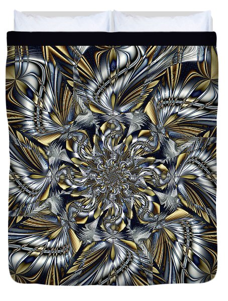 Elastic Fantastic Duvet Cover