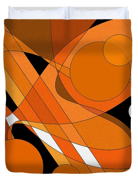 Electric Bass Duvet Cover