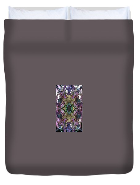 Electric Eye 2 Duvet Cover