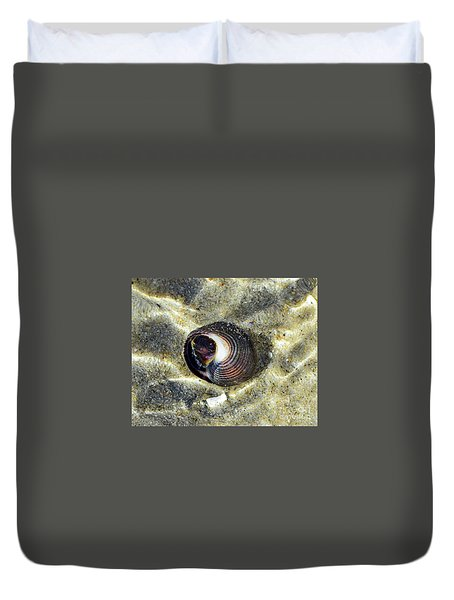 Electric Ripples Duvet Cover