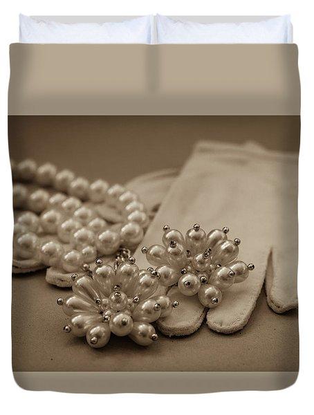 Elegant Lifestyle Duvet Cover