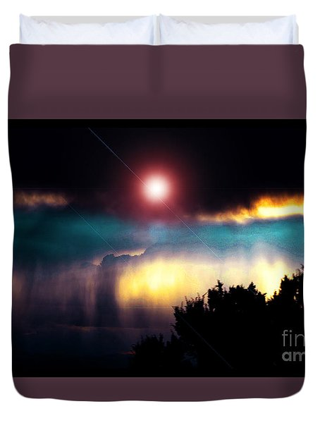 Elemental Dream Duvet Cover