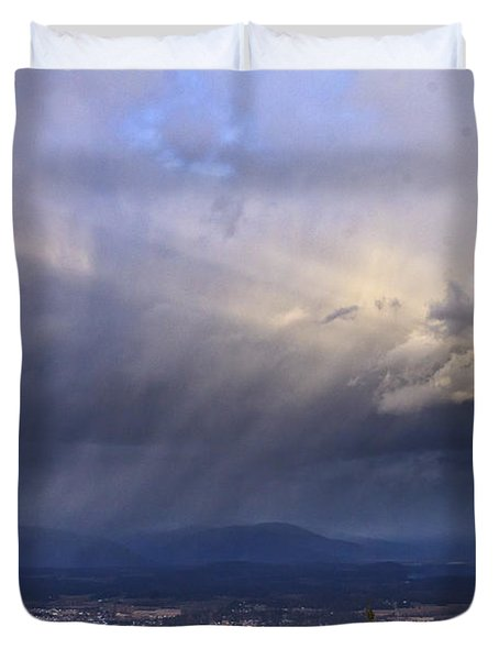 Elements Duvet Cover