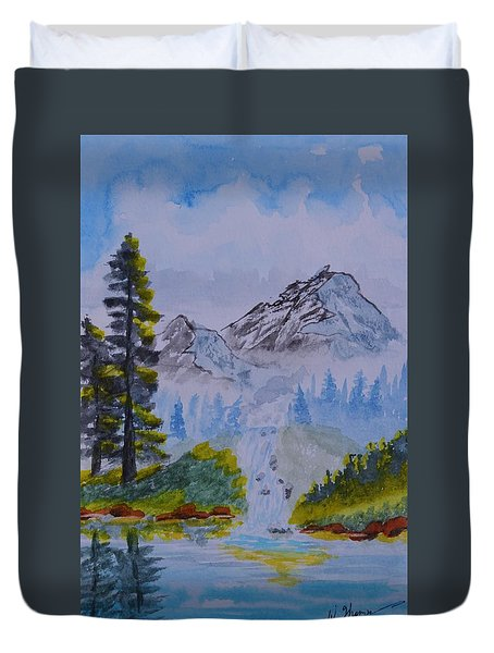 Elements Of Nature 2 Duvet Cover