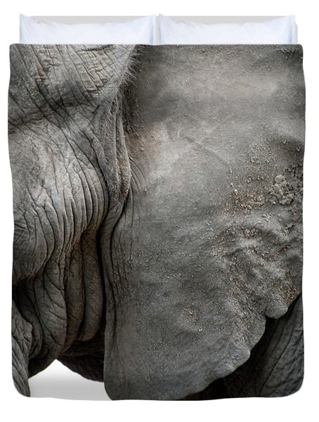 Elephant 2 Duvet Cover