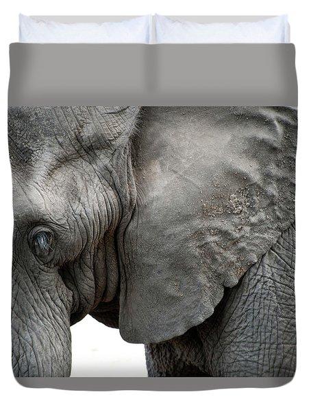 Elephant 2 Duvet Cover