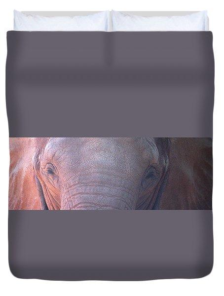 Elephant Ears Duvet Cover