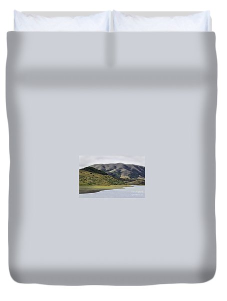 Elephant Hill Duvet Cover