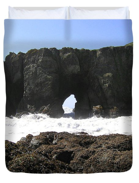 Elephant Rock 2 Duvet Cover
