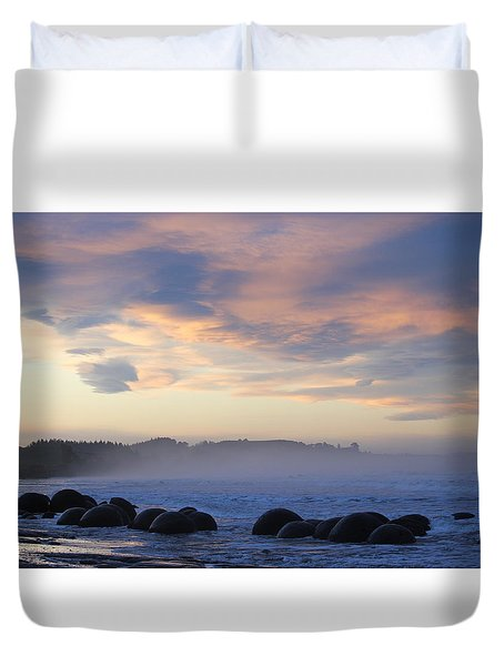 Elephant Rocks Duvet Cover